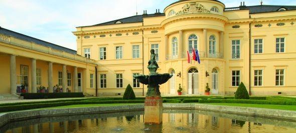 A turizmusban erősít a fehérvárcsurgói Károlyi-kastély
