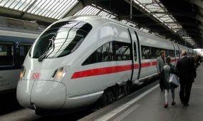 Sztrájk a német vasútnál