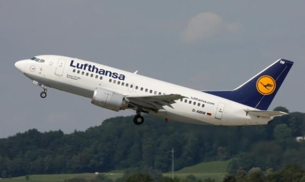 A Lufthansa háromezer dolgozót vesz fel az idén