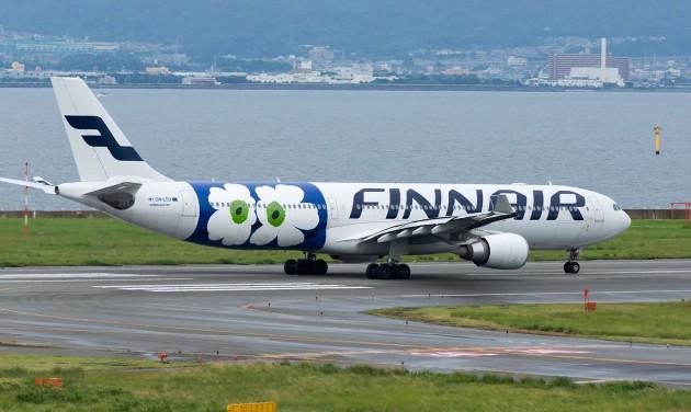 Jön a napi harmadik Finnair-járat