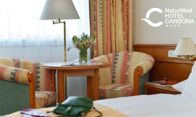 Garázsvásár a NaturMed Hotel Carbonában