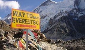 Télen fél áron nézheti meg a Mount Everest alaptáborát