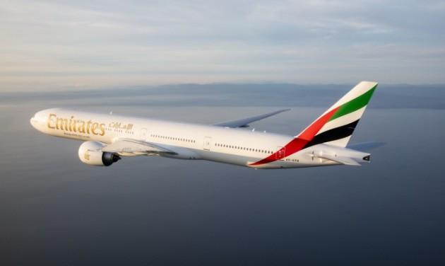 Napi Dubaj–Bangkok járattal bővül az Emirates hálózata