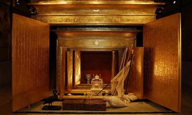 Meghosszabbították a budapesti Tutanhamon kiállítást