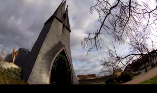 Time-lapse videó Paksról