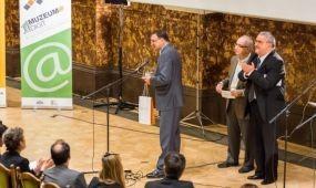 Nemzetközi díjat nyert az Országgyűlési Múzeum