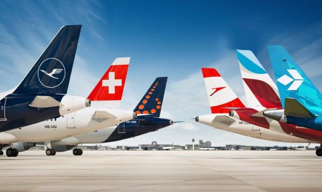 A nyaraltatásra csoportosítja át erőit a Lufthansa-csoport