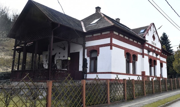 Látogatóközpont lesz Kittenberger Kálmán nagymarosi házából