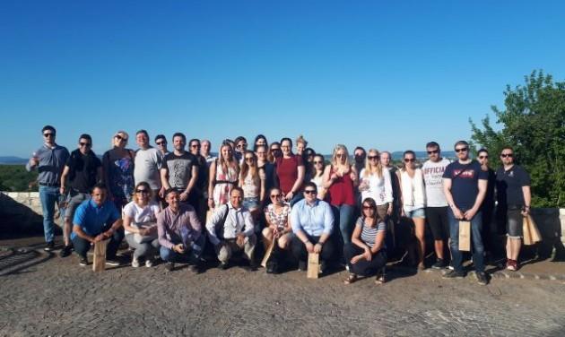 Szezonnyitó túrabemutató és partnertalálkozó az EUramánál