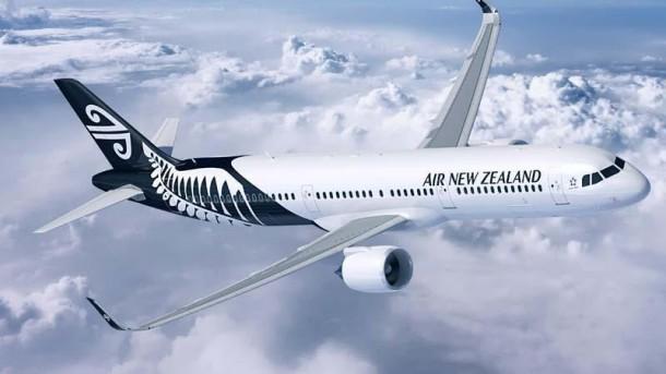 Kapacitásbővítés az Air New Zealandnál