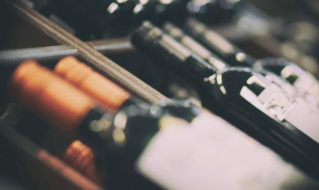 A Lidl exportálta a borok 30 százalékát