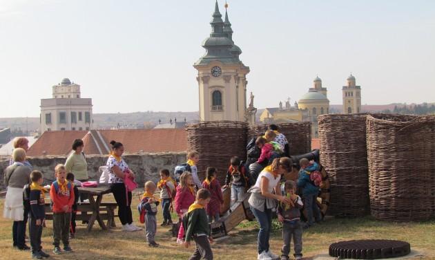 Visszahozzák a XVI. századi hangulatot az egri várba