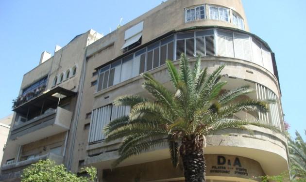 Tel Aviv is ünnepli a Bauhaust