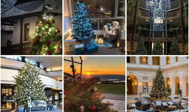 A turizmus legszebb karácsonyfája: csütörtökig szavazhatnak