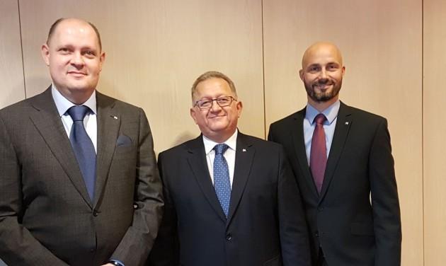 Buday Péter a Magyar Aranykulcs új elnöke (frissítve)
