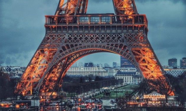 Önálló magyar stand Párizsban