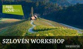 Szlovén Workshop október 16-án
