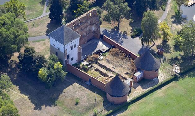 Turisztikai célú fejlesztés előtt áll a kisvárdai vár