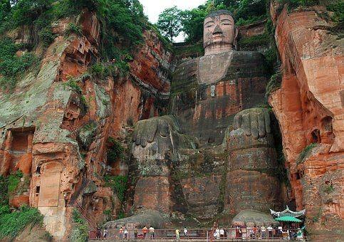 Ismét látogatható a világ legnagyobb Buddha-szobra