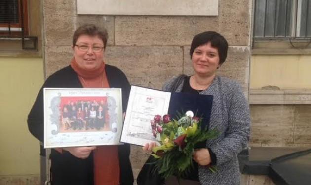 Pro museo díj a miskolci TDM-nek