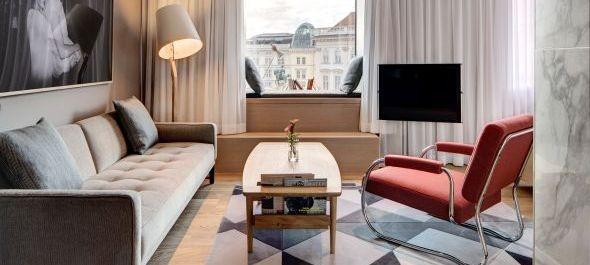 Új szállodák Bécsben: lakjon a Schönbrunni kastélyban!