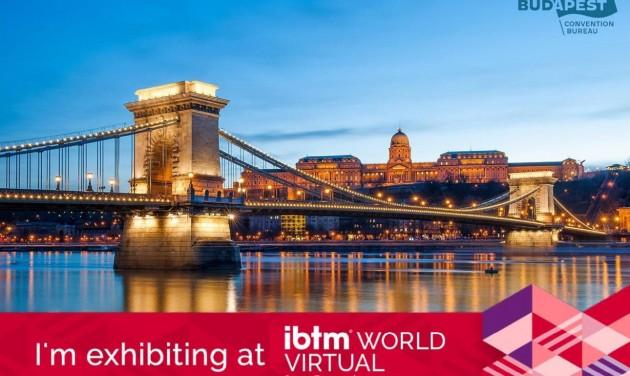 15 hazai társkiállító, több mint 300 megbeszélés a virtuális IBTM-en