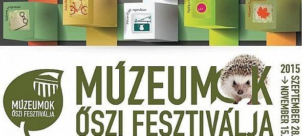 Múzeumok Őszi Fesztiválja – tizedik alkalommal