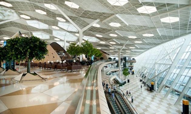 Bakué a világ első felhőalapú reptere