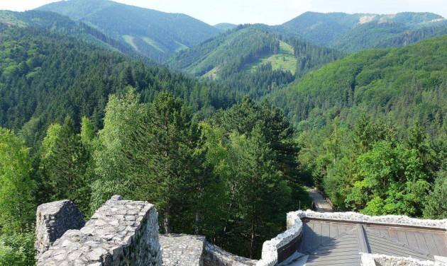 Várok, tutajok, templomok - a Zsolnai régióban jártunk