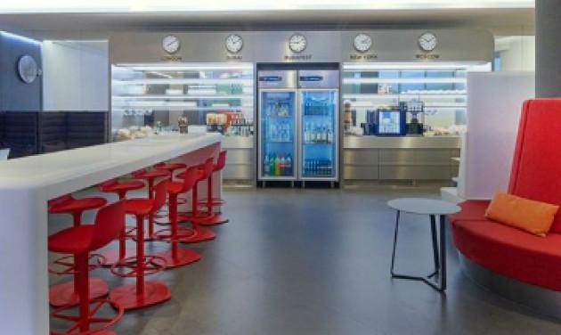 Változó belépési feltételek a Mastercard repülőtéri várójába