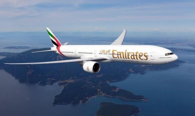 Athénon keresztül indít napi járatot Newarkba az Emirates