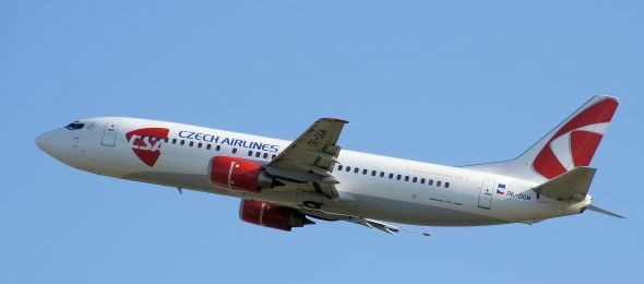 Ismét lesz repülőjárat Pozsony és Prága között