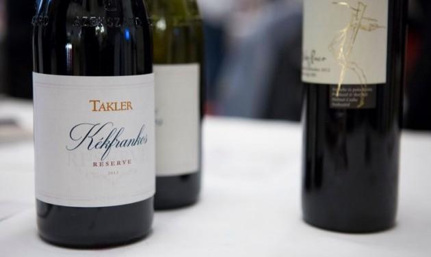 Ötven borászat a Kékfrankos Április Nagykóstolón