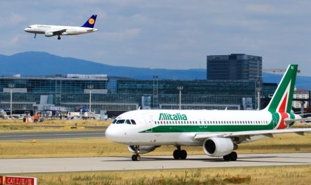 A Lufthansa Csoport és a NewAlitalia