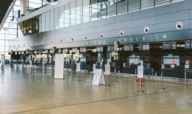 Csak négy év múlva tudják hozni a tavalyi számokat az európai repterek