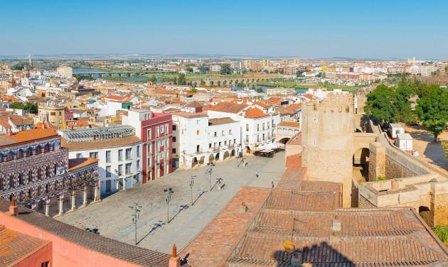 Ünnepélyes keretek között nyílt újra a spanyol-portugál határ