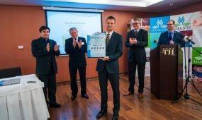 Ötcsillagos Nemzeti Tanúsító Védjegyet kapott az Aquaticum SPA