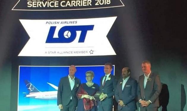A LOT a legjobban fejlődő légitársaság Budapesten