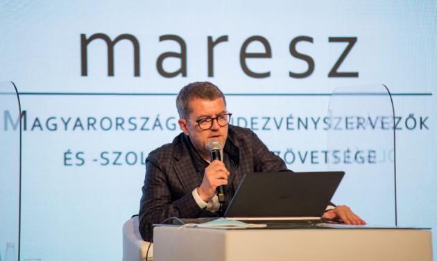 Ganczer Gábor maradt a MaReSz elnöke