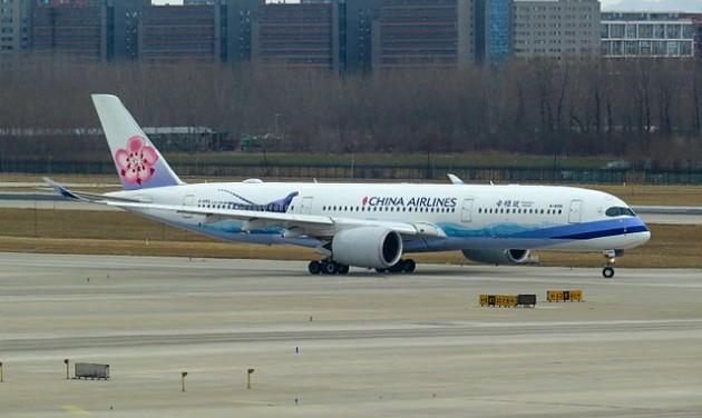 A China Airlines erősít Bécsben