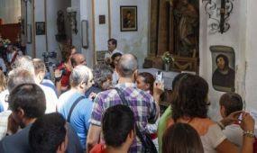 Látogatóközpontot nyitottak a spanyol kápolnában, ahol a