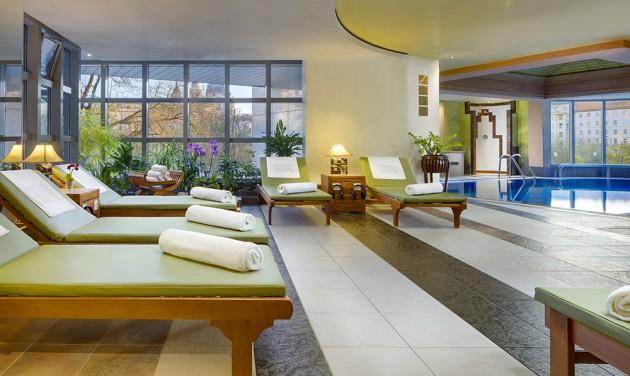A Kempinskiben van a legjobb hotel spa Magyarországon
