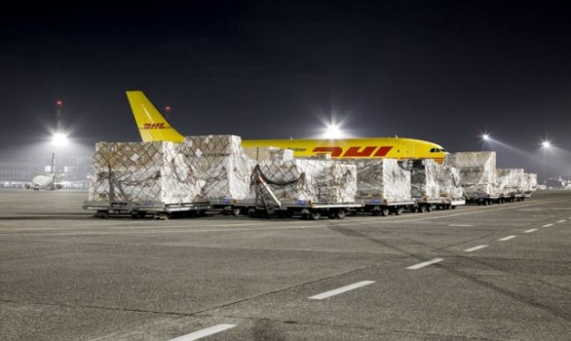 A Budapest Airport légiáru-elosztó központ szerepére tör
