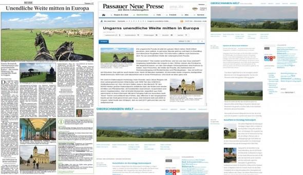 Újabb kedvcsináló Debrecenről és a Hortobágyról a német sajtóban