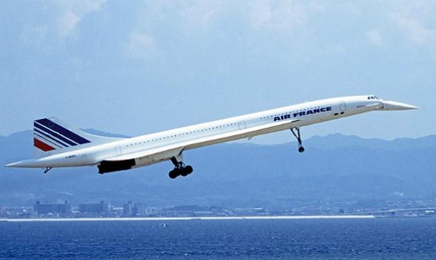 Tesztrepülés előtt áll a Concorde utódja