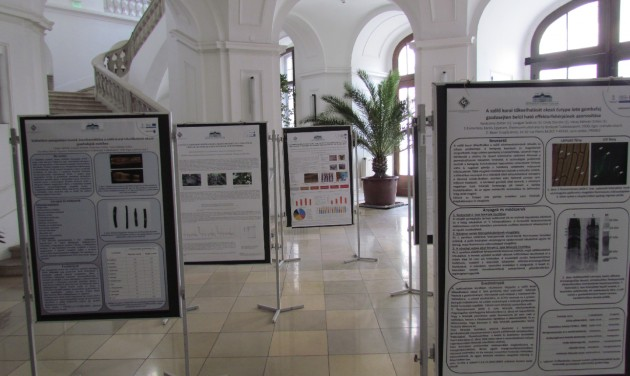 Borról, tudományról és gasztronómiáról Egerben