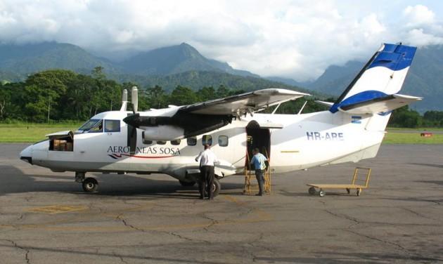 A barátságos légitársaság