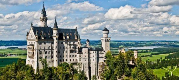 Listán a TOP 100 legkedveltebb német látnivaló