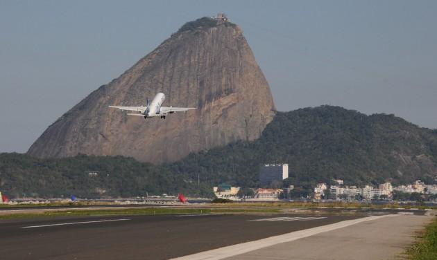 Forgalmi változások a riói reptéren