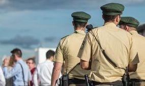 Szigorú biztonsági intézkedések a müncheni Oktoberfesten